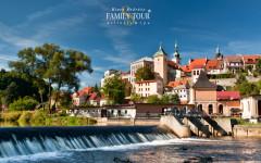 Atrakcje turystyczne - piękne zabytkowe miasto