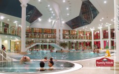 Kompleks basenów i jacuzzi