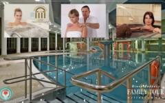 Wodne atrakcje połączone z zabiegami - relaks all inclusive