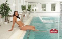 Kryte baseny dla rozrywki