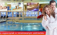 Zdrowy relaks w kompleksie radonowych TERM - Jachymov