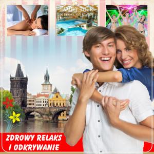 wSPAniały wypoczynek w stolicy Czech!
